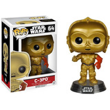 Funko Pop C-3po (64) Star Wars
