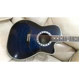 Guitarra Electroacústica Starsun Fibra D Vidrio Homemusic.pe