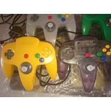 Palanca Control Joystick Nintendo 64 Mandos N64