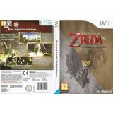 The Legend Of Zelda Twilight Princess Nintendo Wii Original