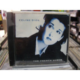 Céline Dion The French Album Cd Nuevo Frances