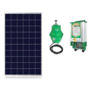 Kit Bombeamento Anauger R100 + Placa Solar 330w + Mc4