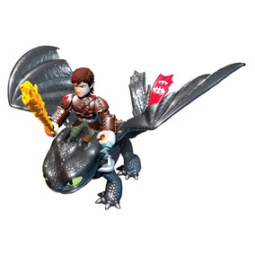 Novo Como Treinar Seu Dragão Hiccup E Toothless Voador