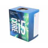 Procesador Intel Core I5 7400 3.0hz Quad Core Lga1151 Bx8067