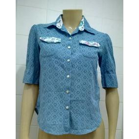 Camisa Feminina Usada Ótimo Estado Tam P