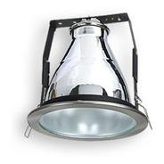 Pack X 12 Spot Embutir Techo Trompa E265 Candil Platil O Blanco E27 Apto Foco Lampara Led E27
