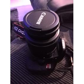 Camara Canon T3i + Accesorios