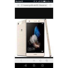 Cel Huawei Elite Ale L23 Nuevo Con Clip De Uso Rudo