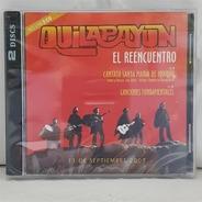 Quilapayún El Reencuentro Cd Doble Nuevo Musicovinyl