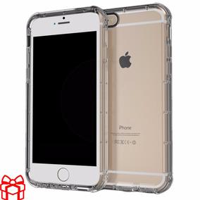Funda Transparente Case Uso Rudo Iphone 5 6 6s 7 8 Plus X 10