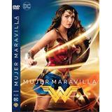 Pelicula La Mujer Maravilla Wonder Woman Dvd Nuevo Original