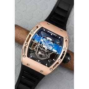 a31ff2163a7 Relogio Richard Mille Rm 52 Pulso - Relógio Masculino no Mercado ...