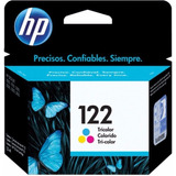 Cartucho Original Hp 122 Color Deskjet 1050 2050 San Martin