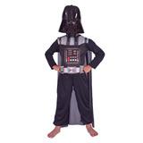 Disfraz Star Wars Darth Vader Dramatizacion Nenes Educando