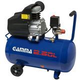 Compressor De Ar Monofásico 2hp 50l 14a / 7a Bivolt Gamma