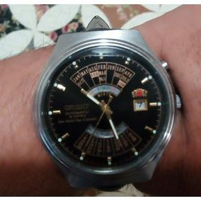 Reloj Orient Multi Calendar Automatico.
