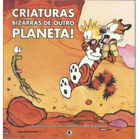 Calvin E Haroldo - Criaturas Bizarras De Outro Planeta