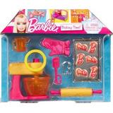 Juguete Barbie Hornear Tiempo De Cocción Accesorios Muñeca