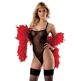 Body Sexy Lenceria Erotic Sensual Elastizado Mujer 4139