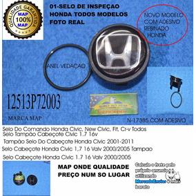 Selo Cabeçote Honda Civic 1.7 16 Valv 2000/2005 New Oferta