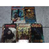 Revistinha Gibi Revista Batmam Homem Aranha Marvel Thor Dc