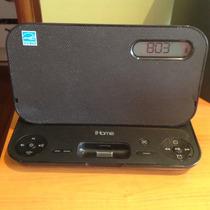 Cornetas Para Ipod Ihome Ip49 Originales Radio/alarma