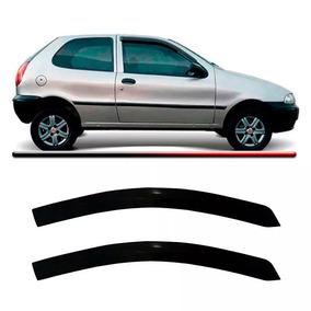 Calha De Chuva Defletor Fiat Palio Strada 2 Portas Top Mix