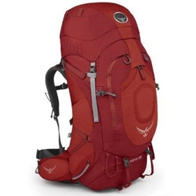 Mochila Osprey Xena 85 Pack Vinotinto