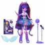 My Little Pony Equestria Girl Twilight Cantante De Hasbro.