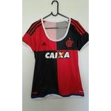 Promoção Camisa adidas Feminina Do Flamengo 100% Original