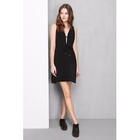 Vestido Recorte Busto Dress To Estilo Farm