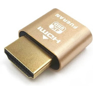 Hdmi Hdtv Dummy Plug 4k Display Emulador Rtx 3060 Compatible