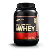 Whey Protein Gold Standard Optimum 907g Novo Sabor Gourmet !