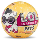 Muñeca Lol Sorpresa Pets Serie 3 Nueva Original Wave 2