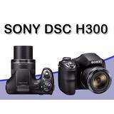 Excelente Camara Semi Profecional Sony Dsc H300 20mpx Garant