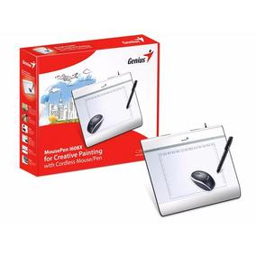 Mesa Digitalizadora Genius Mousepen I608x 8x6 + Mouse Usb