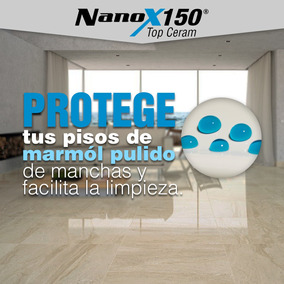 Protege Tus Pisos De Mármol Contra Manchas Con Nanox150
