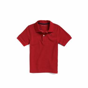 Camisa Polo Tommy Hilfiger Infantil Menino Original