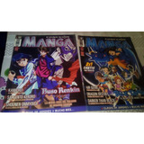 Coleccion De Revista L2 Conexion Manga 20 Tomos