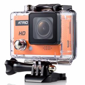 Camera Esportiva Atrio Fullsport + Acessorios Frete Gratis