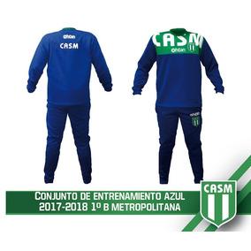 Conjunto De Entrenamiento Ad Azul Club Atletico San Miguel