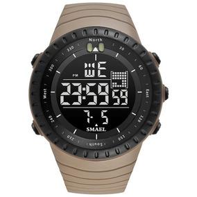 Reloj Smael S Shock Rango Militar Táctico Sumergib 5atm 1237