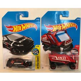 10 Hot Wheels 2017