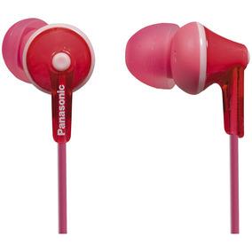 Auriculares Panasonic Rp-hje125 Rosa