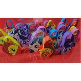 Golosineros ,piñatas, Centro De Mesa, Souvenirs ,little Pony