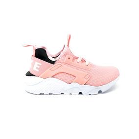 pretty nice 18dc9 27289 Tenis Nike Huarache Rosa Pastel Dama Slip Comodo