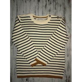 Sweater Rayado H&m. Niño. Nuevo