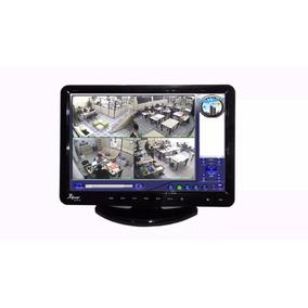 Monitor 15,4 Polegadas Com Dvd Embutido Entradas Vga Hdmi Av