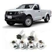 Tuercas De Seguridad Para Nissan Np300, Versa - Kit De 4