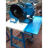 Kit De Maquinas Para Fabricacion De Plantillas Para Calzado